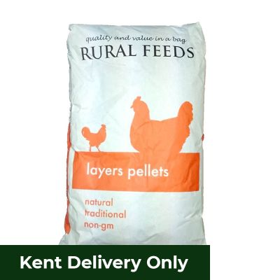 Layers Pellets Rural Feeds