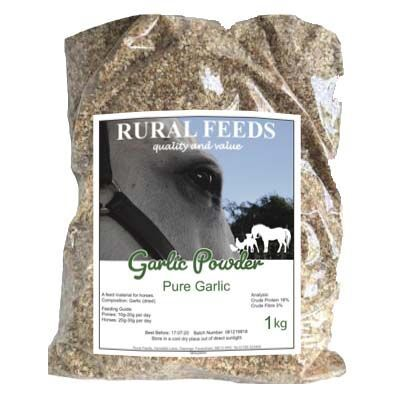 Rural Feeds 1 kg Garlic Granules
