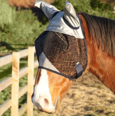 Legacy Rip Stop Fly Mask with Ears