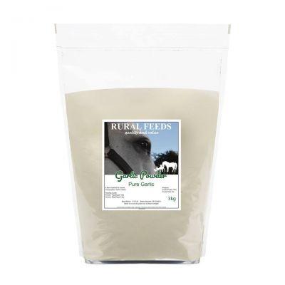 Rural Feeds Garlic Powder 3kg