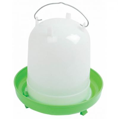 Poultry Super Drinker (Dome) 8ltr Size: 8ltr