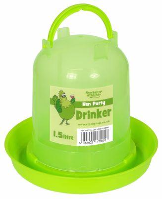 Hen Party Drinker 1.5ltr Size: 1.5ltr