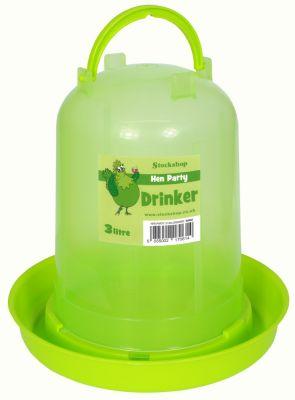 Hen Party Drinker 3ltr Size: 3ltr