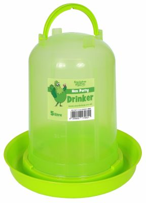 Hen Party Drinker 5ltr Size: 5ltr