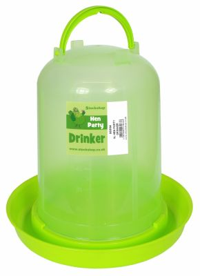 Hen Party Drinker 8ltr Size: 8ltr