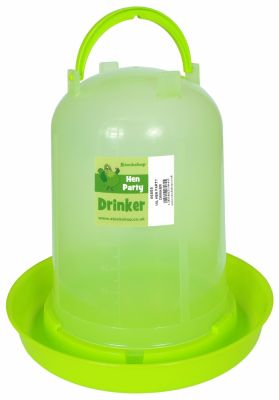 Hen Party Drinker 10ltr Size: 10ltr
