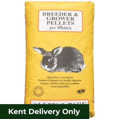 Allen & Page Rabbit Breeder Pellets