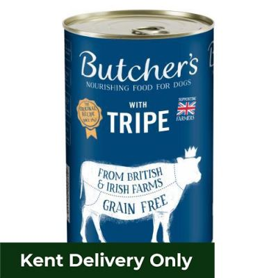 Butchers Tripe 400g (12 Pack)