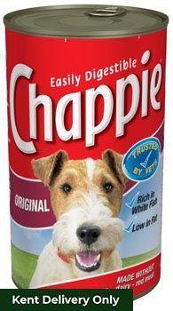 Chappie Original 412g (12 Pack)