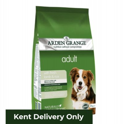 Arden Grange Lamb and Rice Adult 12kg