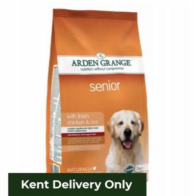 Arden Grange Senior Chicken & Rice 12kg