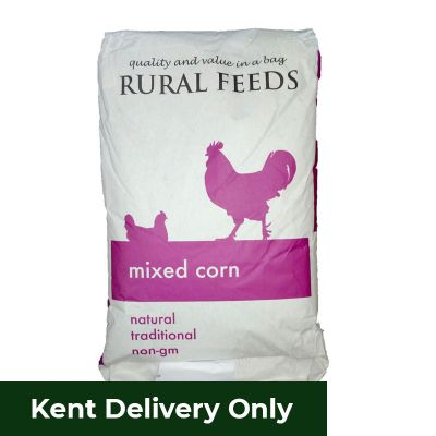 Mixed Corn Rural Feeds