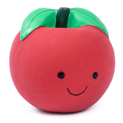 Petface Foodie Faces Latex Tomato