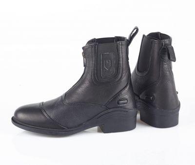 Just Togs Shoreditch Jodhpur Boot Black