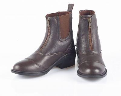 Just Togs Shoreditch Jodhpur Boot Brown