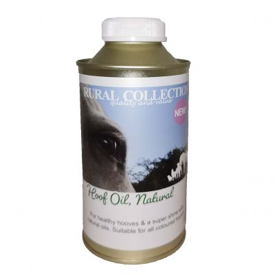 Rural Collection Hoof Oil Natural 500ml