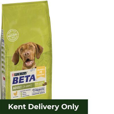 Beta Adult Dog Turkey & Lamb 14Kg