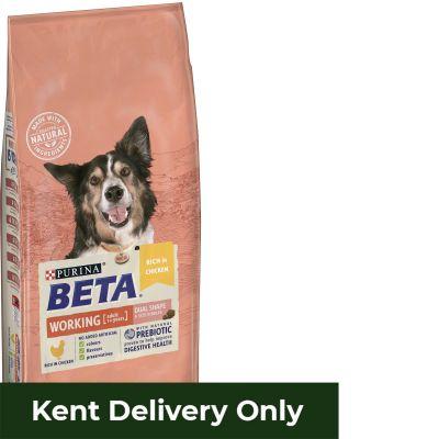 Beta Working Dog Chicken 14kg (VAT FREE)