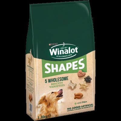 Winalot Shapes Bag 1.8kg