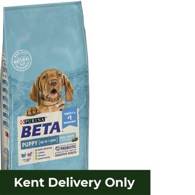 Beta Puppy Turkey & Lamb 14Kg