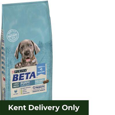 Beta Puppy Large Breed Turkey 14Kg