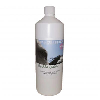 Rural Collection Pig Oil & Sulphur 1ltr