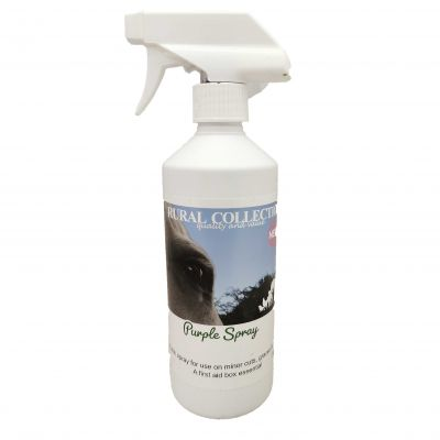 Rural Collection Purple Spray 500ml
