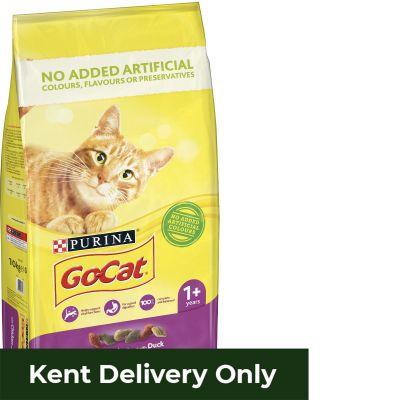 Go Cat Adult Chicken & Duck 10Kg