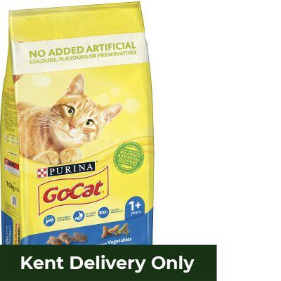 Go Cat Adult Tuna, Herring & Veg 4kg