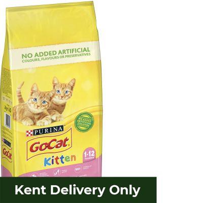 Go Cat Complete Vitality+ Kitten 2Kg
