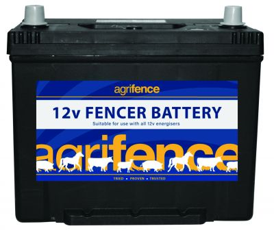 12v Rechargeable Fencer/Leisure Battery