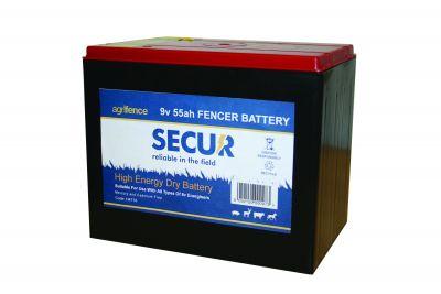 9v 130Ah Dry Battery
