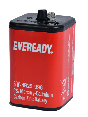 6v PJ996 Battery