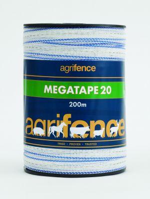 Megatape 12 Reinforced Tape 12mm x 200m Size: 12mm