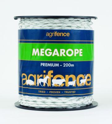 Megarope Premium Fence Rope x 200m Size: 200m