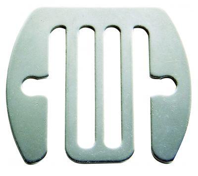 20mm Tape Joiner Plate Pk 4