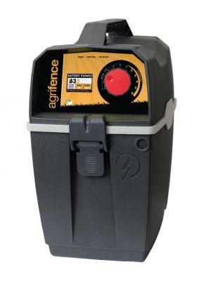 Secur 35 Electric Fence Energiser 9v Battery Powered