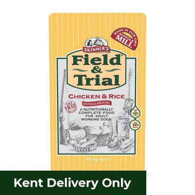 Skinners Field & Trial Chicken and Rice 15kg