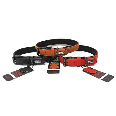 """""""Milford"""" Leather Collars"""
