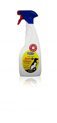 Johnsons Clean 'n' Safe Stain & Odour Remover