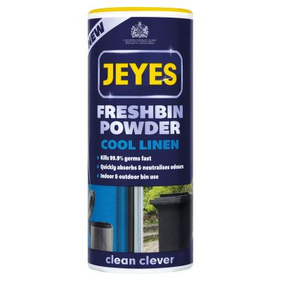 Jeyes Freshbin Powder Cool Linen 550g