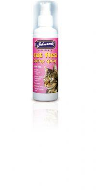 Johnsons Cat Flea Pump Spray 100ml