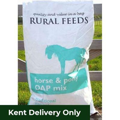Horse & Pony OAP Mix Rural Feeds