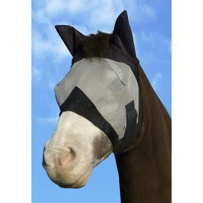KM Elite Fly Mask with Ears