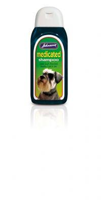 Johnsons Medicated Shampoo 200ml