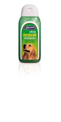 Johnsons Dog Deodorant Shampoo 200ml
