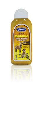 Johnsons Manuka Honey Shampoo 400ml