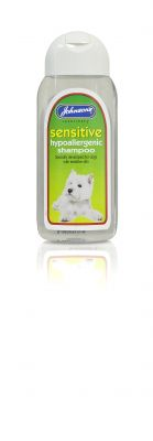 Johnsons Hypo-Allergenic Shampoo 200ml