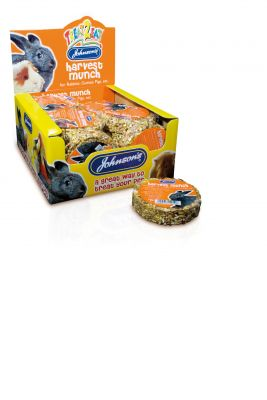 Johnsons Harvest Munch - Rabbits