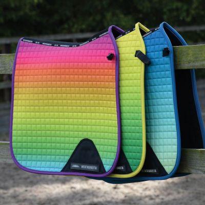 Weatherbeeta Prime Ombre Dressage Saddle Pad